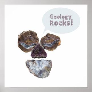 Geology Rocks! Print