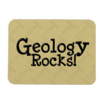 Geology Rocks! Rectangular Magnet