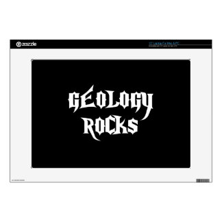 Geology Rocks Skins For Laptops