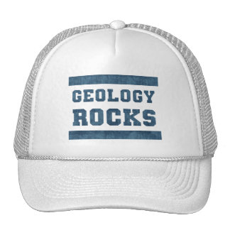 Geology Rocks! Trucker Hat