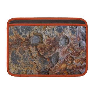 Geology Sedementary Rock Surface MacBook Air Sleeve