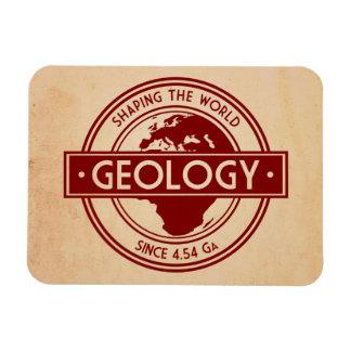 Geology- Shaping the World Logo (Europe) Magnet