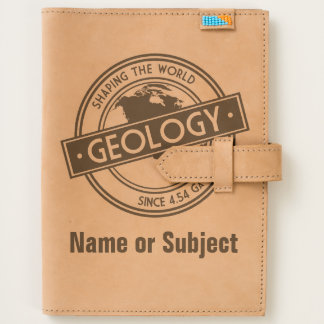 Geology Shaping the World Logo (North America ver) Journal