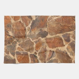 Geology Stone Wall Structure Photo Warm Golden