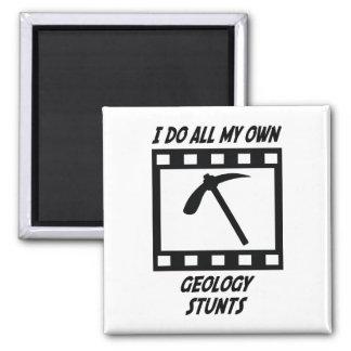 Geology Stunts Magnet