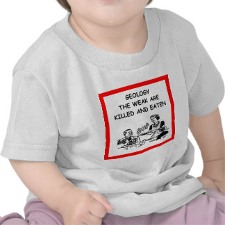 geology shirts