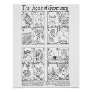 Geomancy Poster
