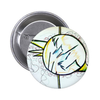 Geometer's Storm by Luminosity Pinback Button