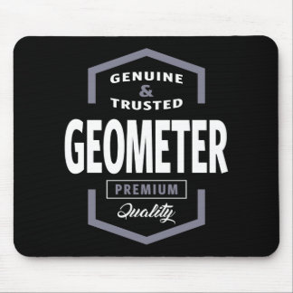 Geometer | Gift Ideas Mouse Pad