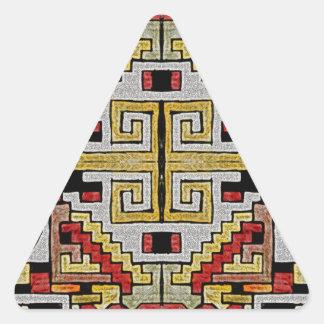 Geomethric Tribal/Ethnic Pattern Stickers