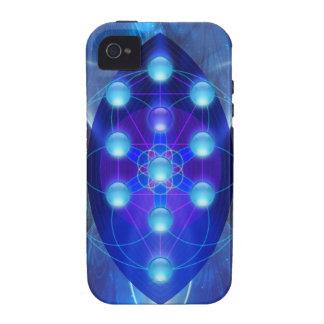 Geometree - Tree Of Life iPhone 4 Case