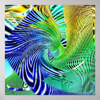 Geometría abstracta 1.1b impresiones
