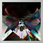 Geometría abstracta 2,4 poster