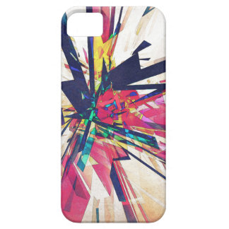 Geometría abstracta iPhone 5 Case-Mate protectores