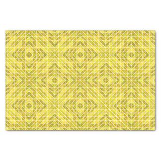 Geometría de dios del sol papel de seda pequeño