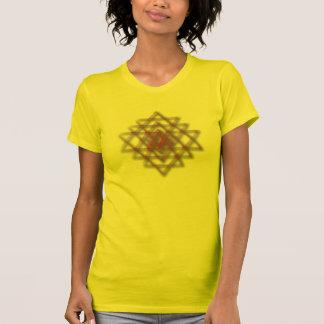 Geometría del desierto camiseta