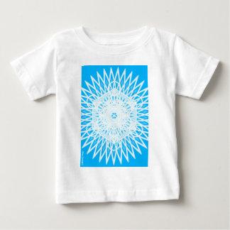 geometría sagrada del chakra brillante de la tshirt