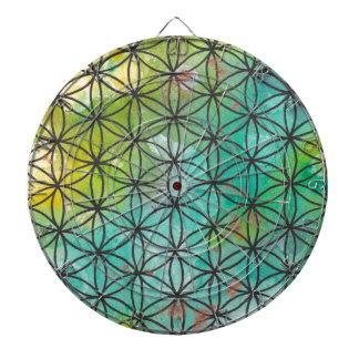 Geometría sagrada tabla dardos