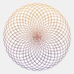 Geometría sagrada etiqueta