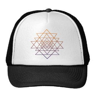 Geometría sagrada gorras