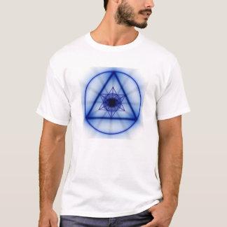 Geometría sagrada - Metatron que brilla Playera