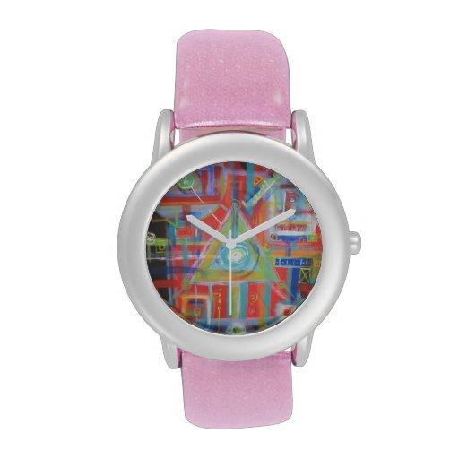 Geometría sagrada relojes