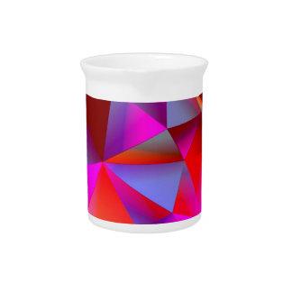 Geometric 05 hot drink pitcher