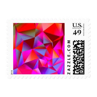 geometric 05 hot postage