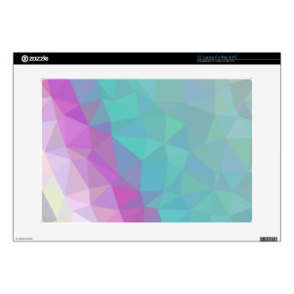 "Geometric 15"" Skin for Laptop Decals For Laptops"
