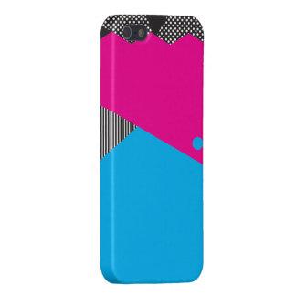 Geometric 80s iPhone 5 Case