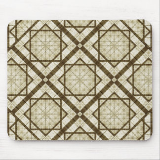 Geometric Abstract Background Mousepads