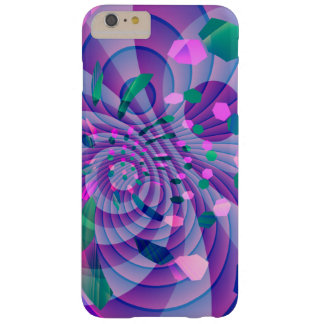 Geometric Abstract Barely There iPhone 6 Plus Case
