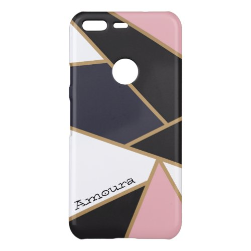 Geometric Abstract for iPhone Galaxy & Pixe Phone Case