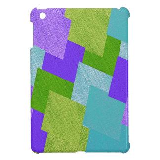 Geometric Abstract iPad Mini Covers
