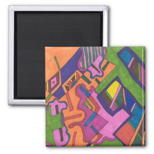 """""""Geometric"""" Abstract Magnet"""
