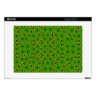 Geometric African Print Decal For Laptop