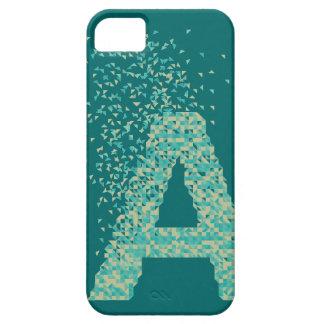 Geometric Alphabet - A iPhone SE/5/5s Case