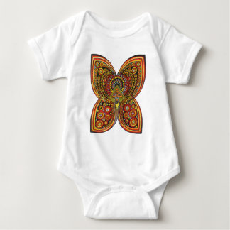 Geometric Angel Butterfly Tee Shirt