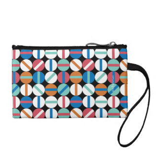 Geometric angled balls purses and bags