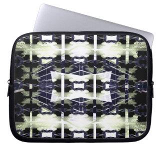 Geometric Art Laptop Case by CricketDiane Laptop Sleeve