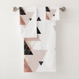 Geometric | Bath Set