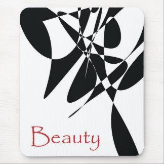 Geometric Beauty Mouse Pad