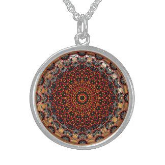 Geometric beauty personalized necklace