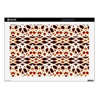 Geometric Blur Skin For Laptop