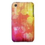 Geometric Bokeh 2 iPhone 3 Case