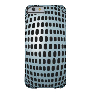 Geometric Bubble Barely There iPhone 6 Case