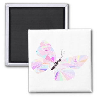 Geometric butterfly magnet
