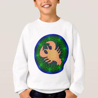 Geometric Cancer Design Sweatshirt