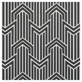 Art deco fabric zazzle for Fabric with art deco design