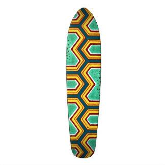 Geometric China Japan Graphic Design Skateboard